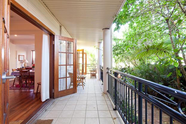 Apartment 2 Balcony