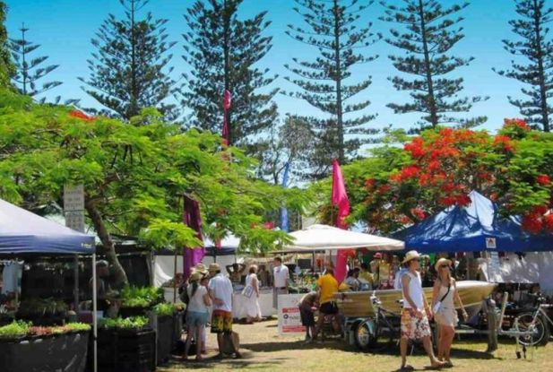 Brunswick Heads Monthly Markets